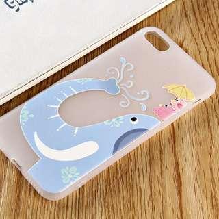 lephant Case for iPhone 5/5s/5se  6/6s 6s+, 7, 7+, 8, 8 plus