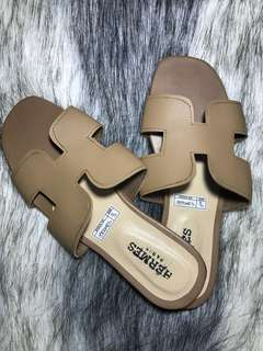 Hermes Style Sandals