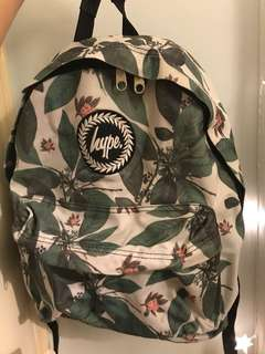 Hype schoolbag 97%New 可議價