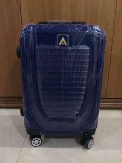 [NEW] Fiber Navy Luggage (Cabin Size)
