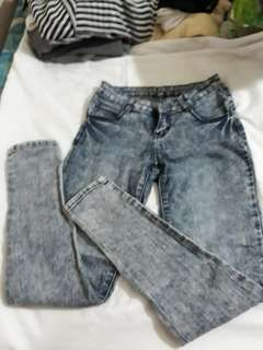 Denim pants