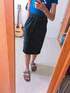 🚚 牛仔裙