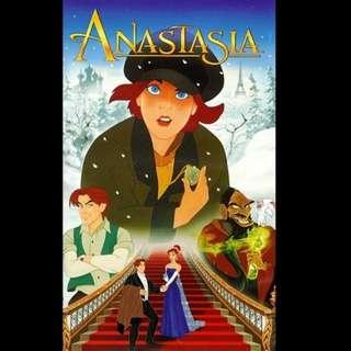[Rent-A-Movie] ANASTASIA (1997) [MCC004]