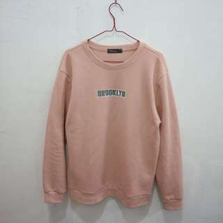 Sweater Pink Pria FRJ Jeans