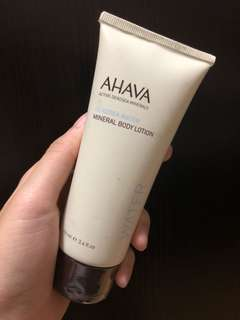 BN Ahava Hand Lotion 100ml