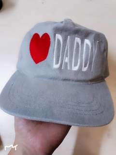 Topi ❤ daddy