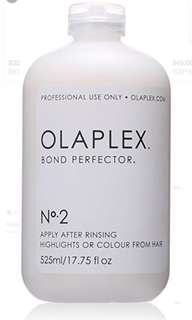 No.2 Bond Perfector 100ml sample size <promo> price