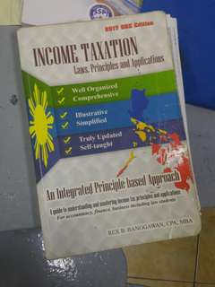 LOOKING FOR INCOME TAXATION 2017