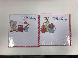 Birthday Card生日卡