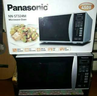 Microwave Oven Panasonuc