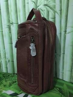 Handbag kulit asli Omnia