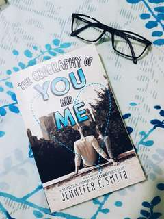 The Geography of You and Me by Jennifer Smith