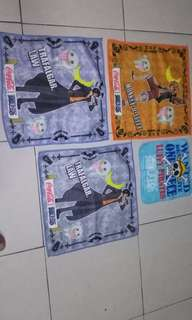 One piece handkerchief