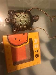 台灣陶笛 龜型全新