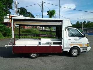 Food Truck @ Lori Pasar Malam VANETTE