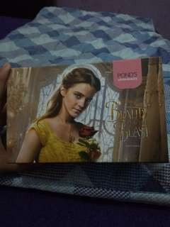 Ponds white beauty day cream + box beauty and the beast