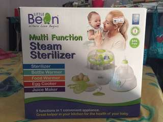 Little Bean 5 in 1 Multi Function Steam Sterilizer