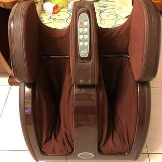 Nikko日光雙層氣壓溫熱美腿機