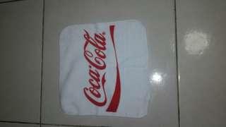 Coca cola handkerchief
