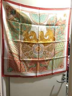 Brand new Hermes scarf 90 x 90cm