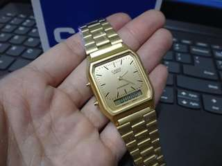JUN 18 OEM CASIO VINTAGE (JW)