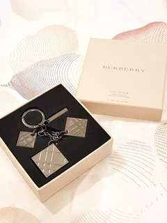 Limited Edition Burberry Lip Charm (Authentic)