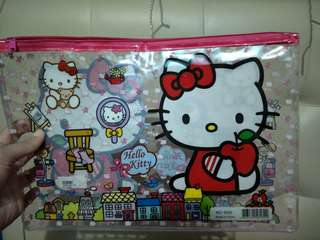 Map Hello Kitty Bening (A4)