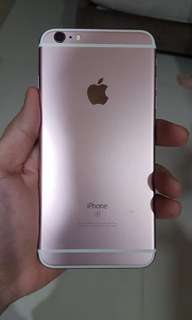 IPHONE 6s+ 64gb