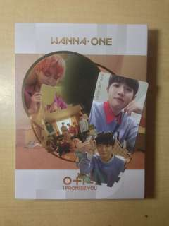 [WTS] WANNA ONE I PROMISE YOU ALBUM BOTH VERSION