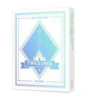 TWICE - TWICELAND THE OPENING BLU-RAY (ENCORE)