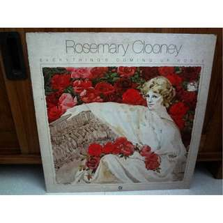Rosemary Clooney Vinyl LP Record Everything's Coming Up Rosie Concord Jazz Audiophile
