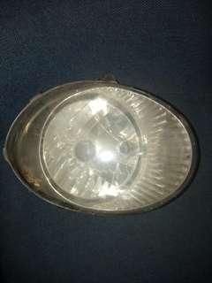 Lampu kancil belah kiri