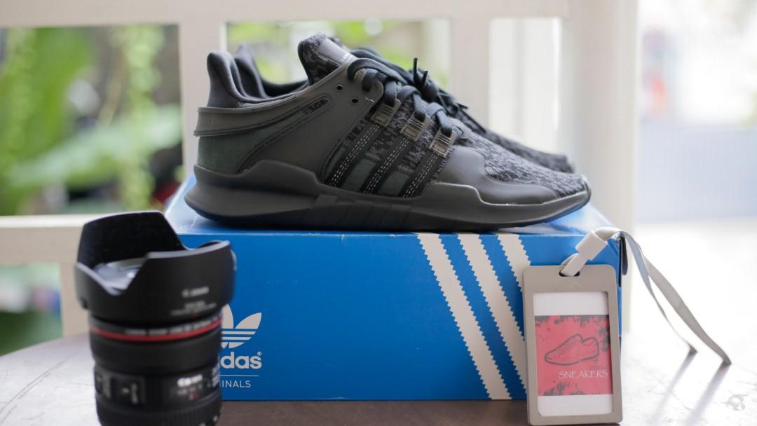 Adidas EQT support ADV black friday d9e615931f