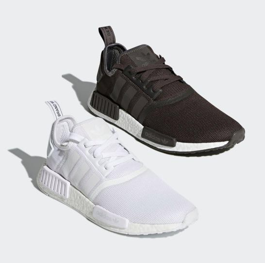 8196d7b3ff797 Adidas Originals NMD R1 White/Black CQ2411 Series, Luxury, Shoes on ...