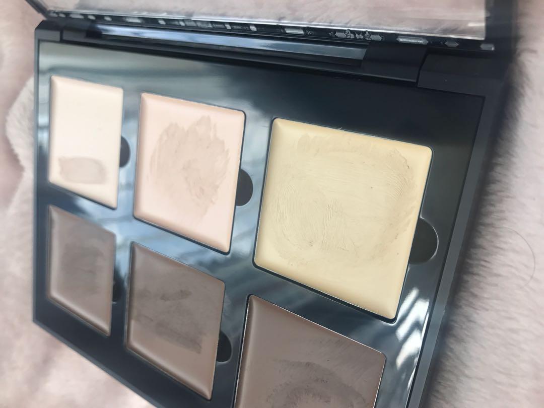 Anastasia Beverly Hills Cream Contour Palette