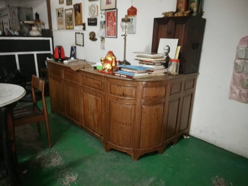 Antique Coffee Shop Counter Antiques Antique Furniture On Carousell