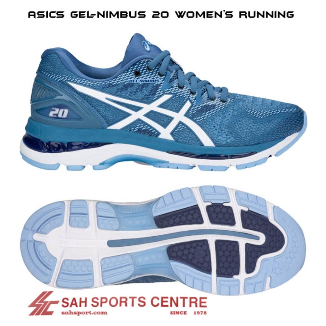 7e4269036879 Asics Gel Nimbus 20 Women's Running T850N-401 on Carousell