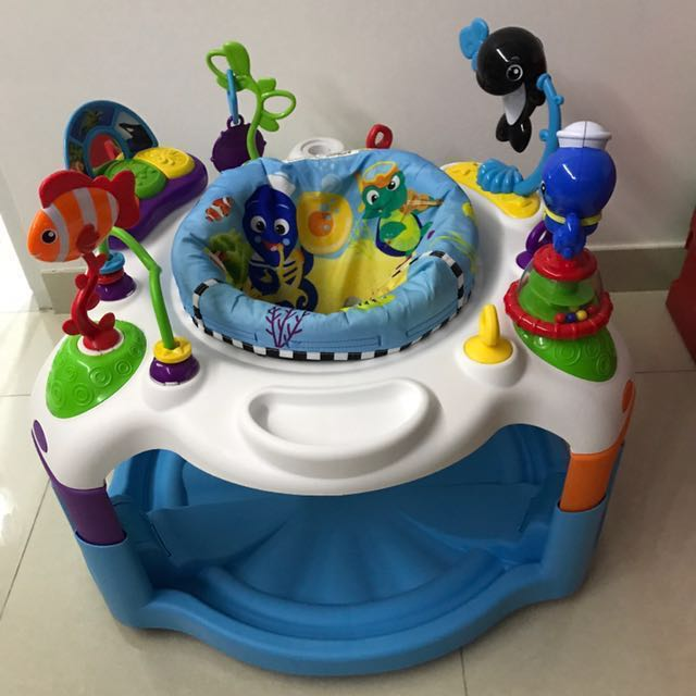 876f4abb5 Baby Einstein Rhythm of The Reef Activity Saucer