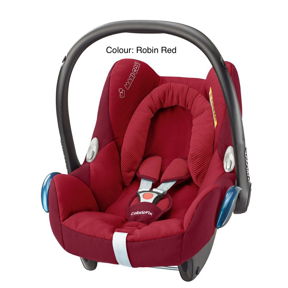 Brand New Set With 1 Year Local Warranty Maxi Cosi Cabriofix Infant