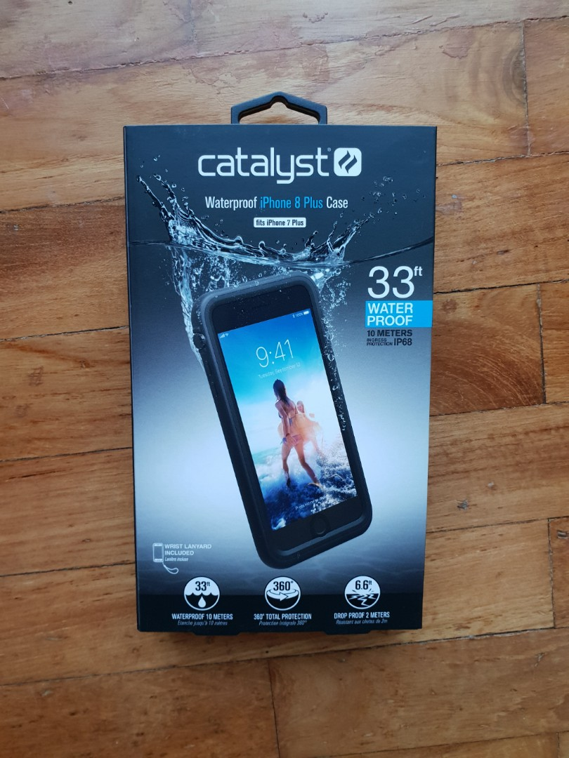 timeless design 472da 51882 Catalyst Waterproof Case for iPhone 8 Plus
