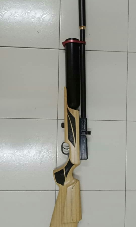 FX Crown PCP air rifle  22 cal