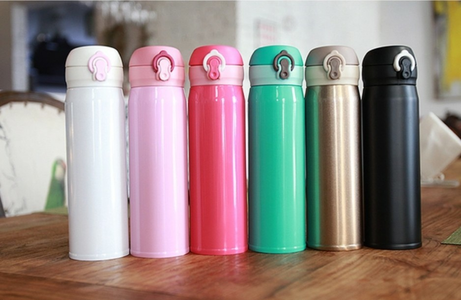 Goodie Gift Birthday Teachers Day Present Gifts Hot Flask Thermo Vacuum Home Appliances Kitchenware On