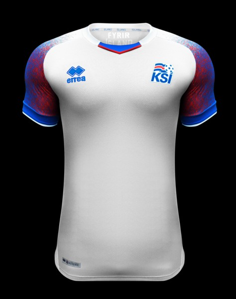 818c905b7b3 Iceland Away Kit World Cup 2018, Sports, Sports Apparel on Carousell