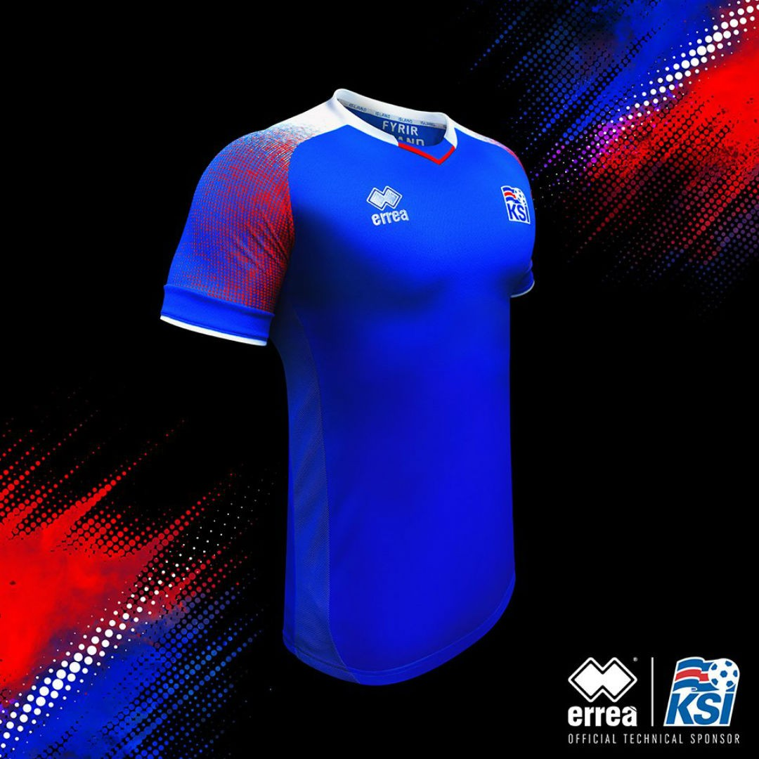 f6d8b0142 Iceland Home Kit World Cup 2018