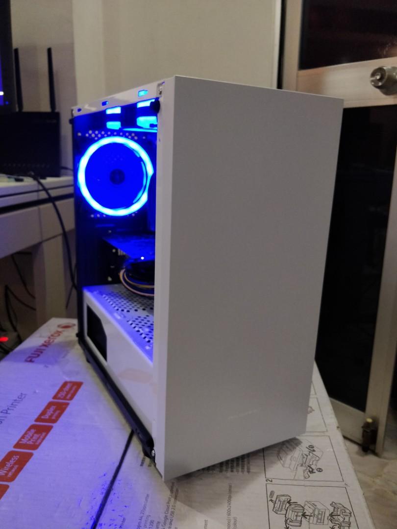 Intel i7 3770 + GTX 1060 3GB - Custom Gaming Desktop PC