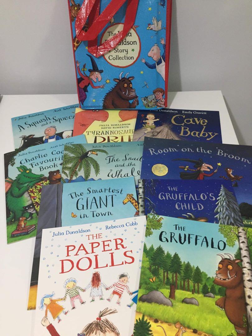 Julia Donaldson - 10 books collection
