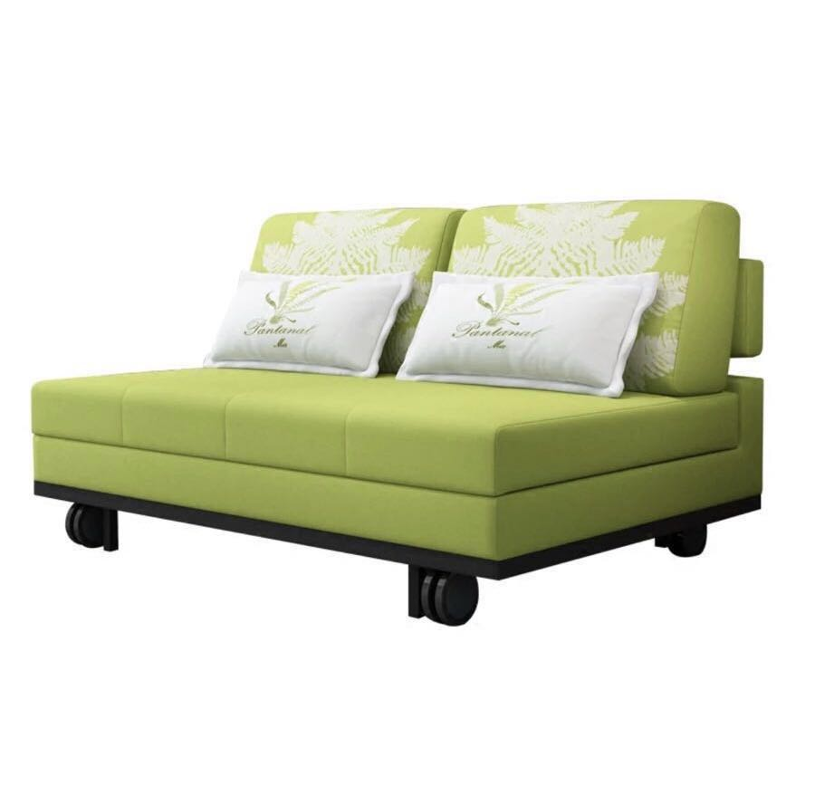 Lime Green Sofa Bed Furniture Sofas