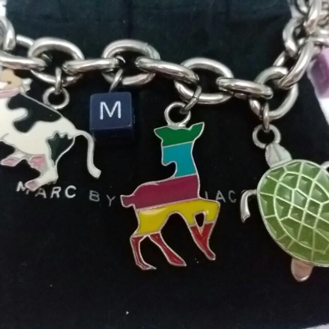 Marc Jacobs MJ unisex bracelet
