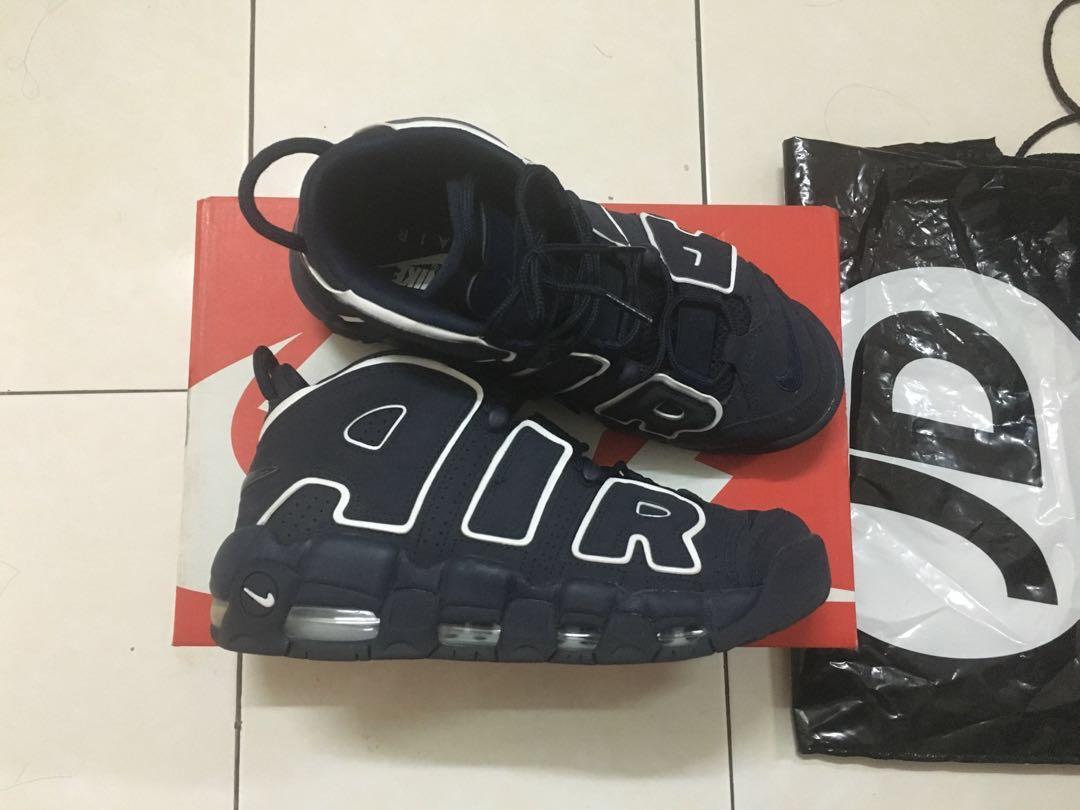 Nike uptempo, Men's Fashion, Footwear