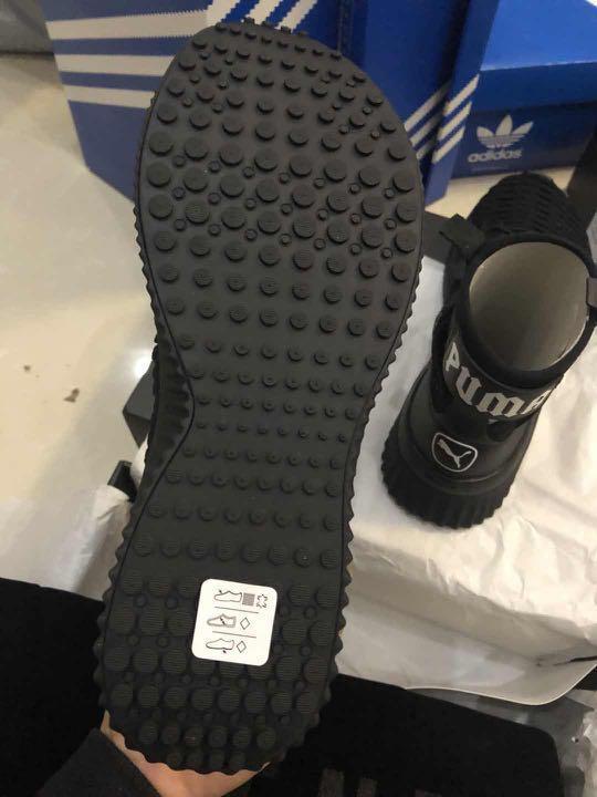 puma fenty聯名款繃帶跑鞋 37.5碼、38.5